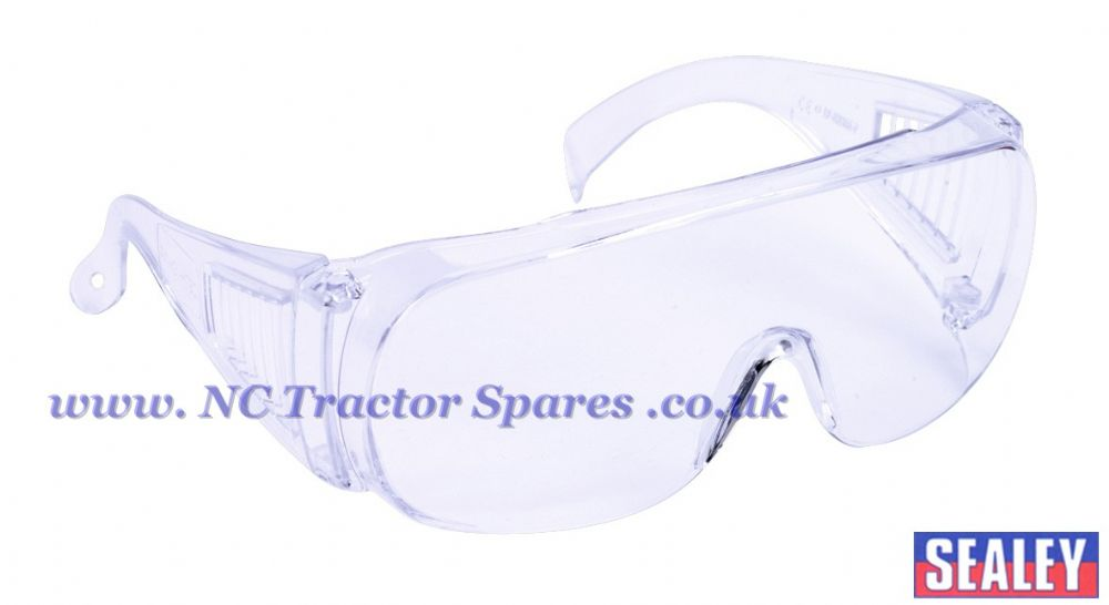 Safety Over-Spectacles BS EN 166/F